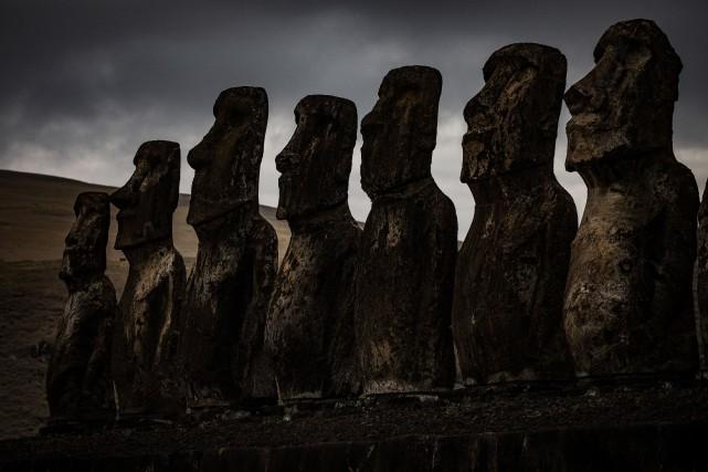 «Il faut que cela soit (la mégalithe) originale... (PHOTO JOSH HANER,  NYT)