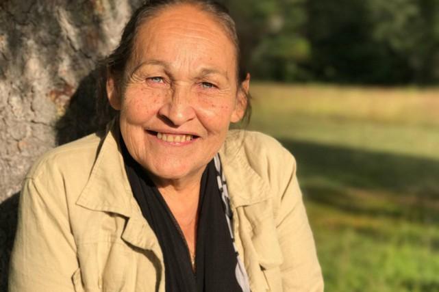 JoséphineBacon... (PHOTO BENOÎTROCHON, COLLABORATION SPÉCIALE)