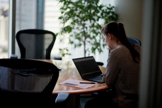Le conseiller en ligne est un logiciel spécialisé... (PHOTO FRANÇOIS ROY, ARCHIVES LA PRESSE)