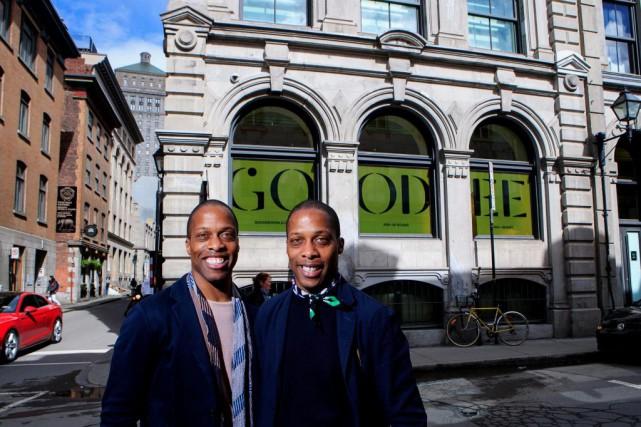 Byron et Dexter Peart lancent aujourd'hui Goodee World,... (PHOTO ALAIN ROBERGE, LA PRESSE)