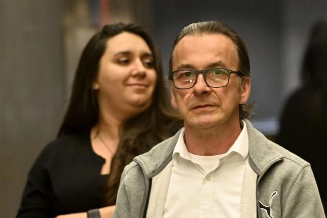 Michel Cadotte n'a jamais nié avoir mis fin... (PHOTO BERNARD BRAULT, LA PRESSE)