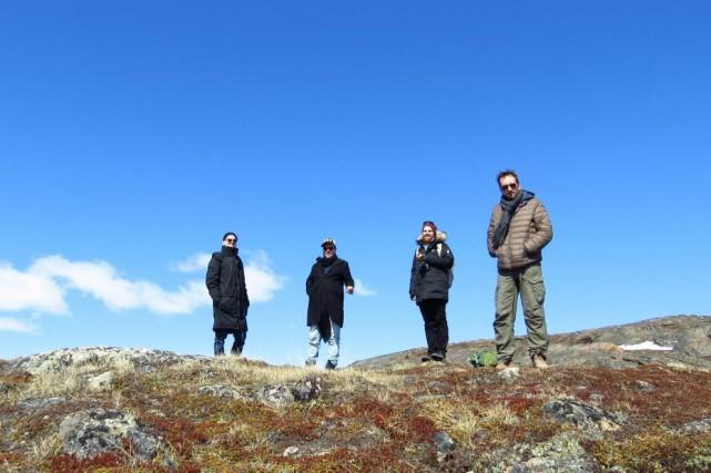 Que serait une visite d'Iqaluit sans aller dans... (PHOTO ANDRÉ DUCHESNE, LA PRESSE)