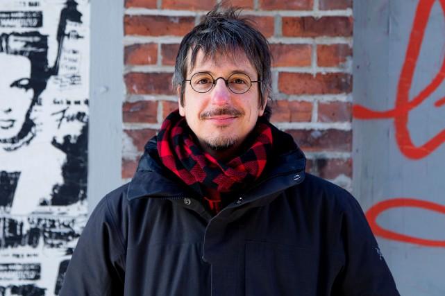 Philippe Falardeau.... (PHOTO ALAIN ROBERGE, ARCHIVES LA PRESSE)