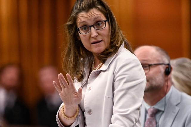 Le Canada prêt à ratifier l'ACEUM malgré l'imposition de tarifs au Mexique