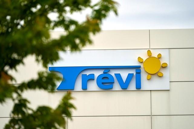 Le système informatique de l'entreprise Trévi, établie à... (PHOTO ANDRÉ PICHETTE, LA PRESSE)