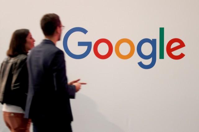 Google détient une large part du marché de... (PHOTO CHARLES PLATIAU, ARCHIVES REUTERS)