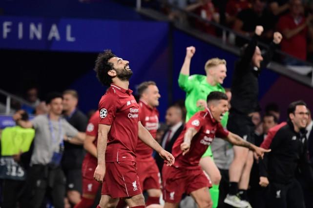 Liverpool remporte la finale de la Ligue des champions