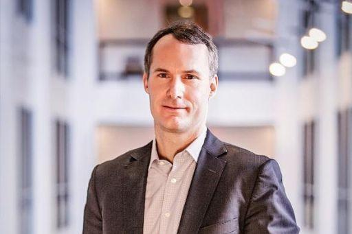 Jérôme Nycz, vice-président exécutif de BDC Capital... (PHOTO FOURNIE PAR BDC CAPITAL)