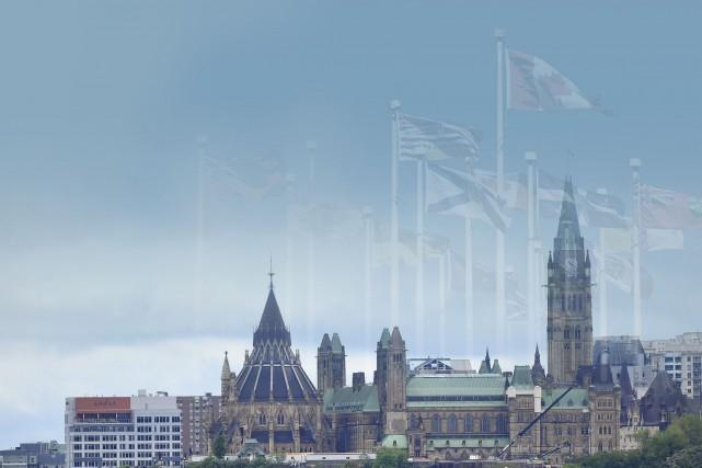 Sondage pancanadien: les Canadiens plus attachés àleurprovince ouàOttawa?