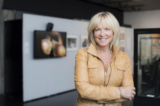 Sophie Prégent,présidente de l'Union des artistes, croit que... (PHOTO EDOUARD PLANTE-FRÉCHETTE, LA PRESSE)