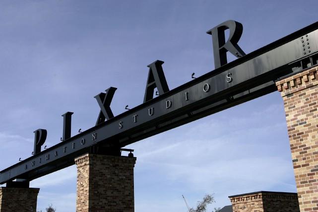 Les studios d'animation Pixar ont annoncé la production... (PHOTO JUSTIN SULLIVAN, ARCHIVES AFP)