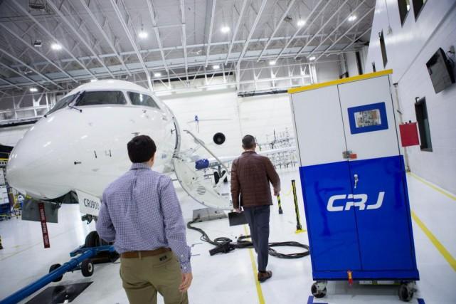 La fin de l'aviation commerciale se rapproche pour Bombardier. L'entreprise a...