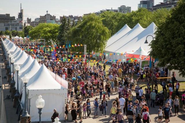 Le festival de sciencesEurêka se tient jusqu'à dimanche... (PHOTO FOURNIE PAR LE FESTIVAL EURÊKA)
