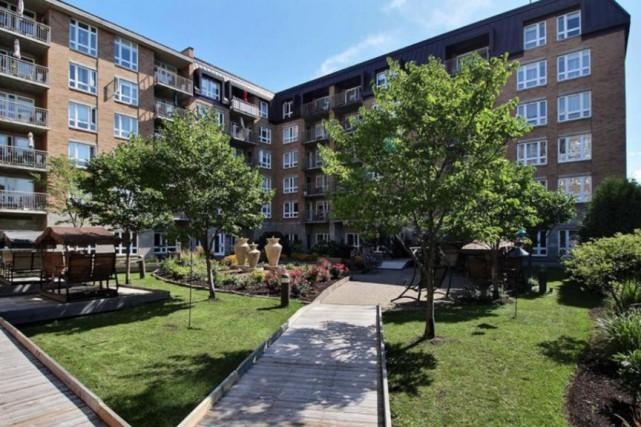 La résidence Chartwell Appartements de Bordeaux est située... (PHOTO TIRÉE DU SITE DE CHARTWELL)