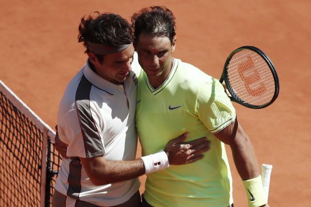 Roland-Garros: Nadal éteint Federer et s'offre une 12efinale