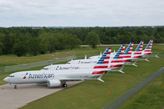 Boeing737MAX: American Airlines annule les vols jusqu'enseptembre