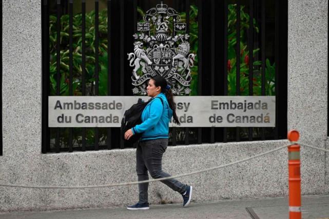 À la suite de la décision du gouvernement... (PHOTOMARVIN RECINOS, ARCHIVES AGENCE FRANCE-PRESSE)