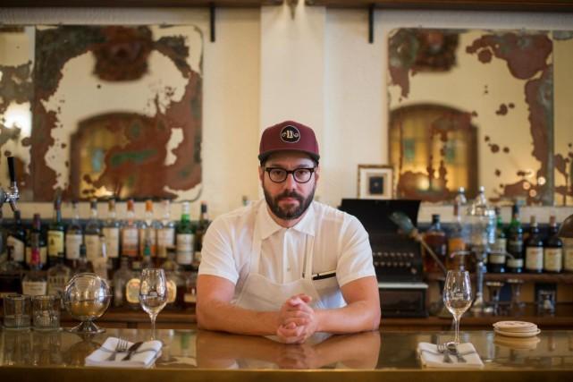 La Taverne Atlantic mijote dans les chaudrons d'Éric... (PHOTO OLIVIER PONTBRIAND, ARCHIVES LA PRESSE)