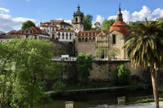 L'église deSão Gonçalo àAmarante fut construite en 1540.... (PHOTO KARYNE DUPLESSIS-PICHÉ, COLLABORATION SPÉCIALE)
