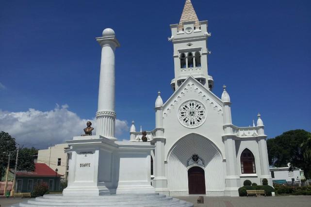 La cathédrale San Pedro, située à San Pedro... (WIKICOMMONS)