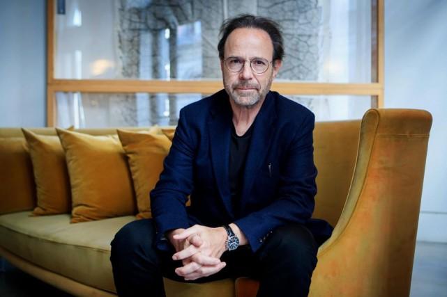 L'écrivain Marc Levy... (PHOTO ALAIN ROBERGE, LA PRESSE)