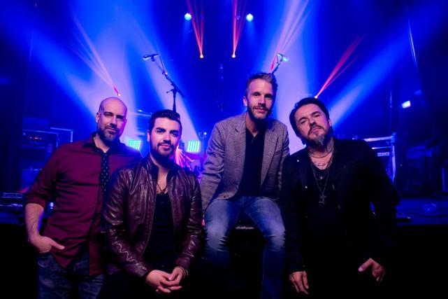 Le groupe Kaïn... (PHOTO DAVID BOILY, ARCHIVES LA PRESSE)