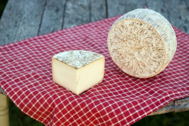 La fromagerie de la Ferme les Broussailles, à... (PHOTO MARTIN CHAMBERLAND, ARCHIVES LA PRESSE)