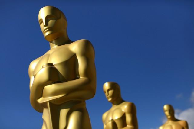 La cérémonie des Oscars aura lieu fin février... (PHOTO MIKE BLAKE, ARCHIVES REUTERS)