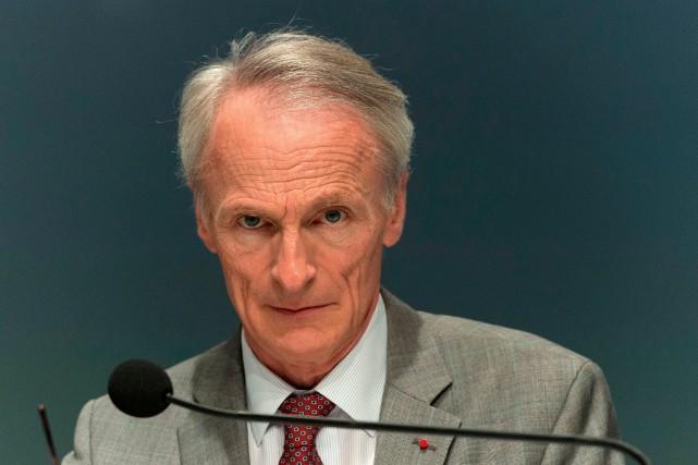 Jean-Dominique Senard n'a pas hérité d'un mandat facile... (PHOTO THIERRY ZOCCOLAN, AFP)