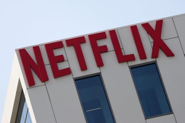 Netflix a conclu de nouveaux partenariats avec trois organisations culturelles... (PHOTO LUCY NICHOLSON, REUTERS)