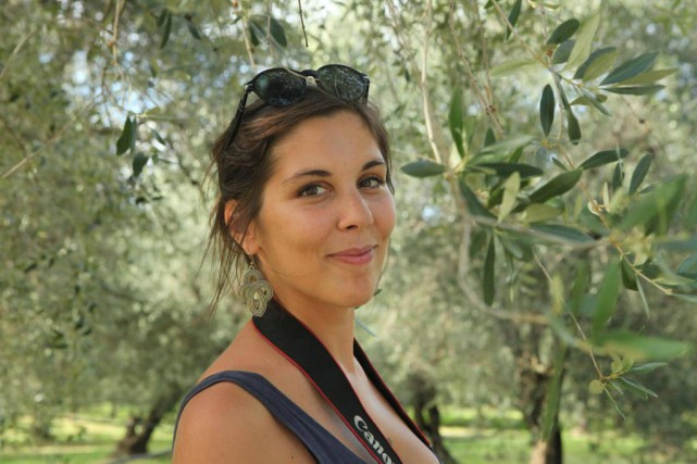 La bédéiste Aude Mermilliod... (PHOTO FOURNIE PAR L'AUTRICE)