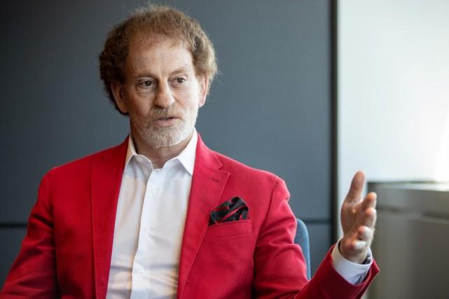 Nicola Di Iorio, ancien député libéral deSaint-Léonard-Saint-Michel... (PHOTO DAVID BOILY, LA PRESSE)