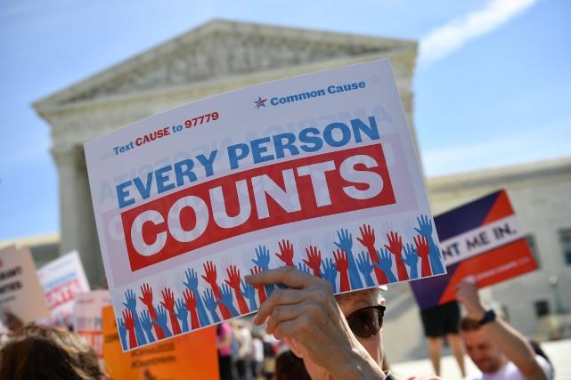 Les enjeux sont énormes: le recensement conditionne l'octroi... (PHOTO AFP)