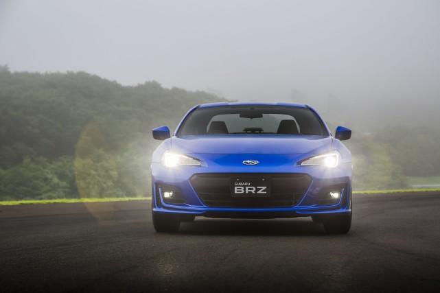 La Subaru BRZ, fruit d'une collaboration antérieure entre... (PHOTO SUBARU)