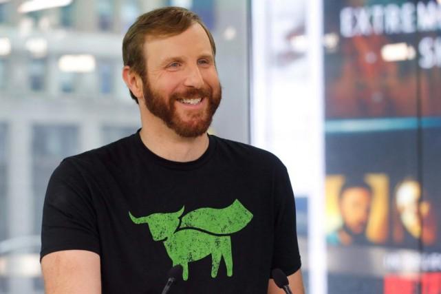 Ethan Brown, fondateur de l'entreprise Beyond Meat... (PHOTOMARKLENNIHAN, ARCHIVES LA PRESSE CANADIENNE)