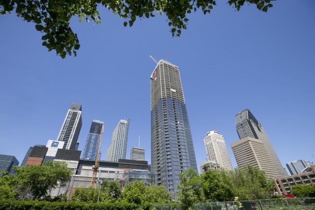 Le nouveau «Règlement pour une métropole mixte» exigera... (David Boily, La Presse)