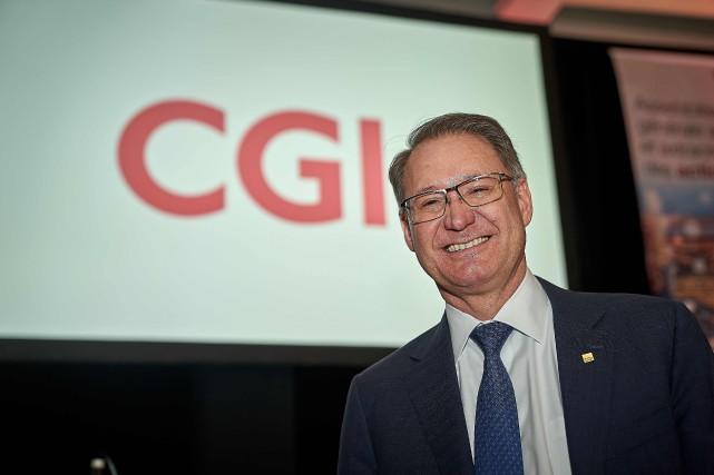 George D. Schindler, président de CGI.... (PHOTO ANDRÉ PICHETTE, ARCHIVES LA PRESSE)