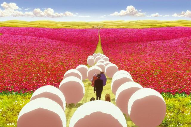 The Wonderland de Keiichi Hara... (PHOTO FOURNIE PAR LE FESTIVAL DU FILM D'ANIMATION D'ANNECY)