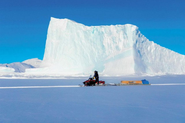 Smart Ice est une ONG de Terre-Neuve-et-Labrador qui... (PHOTO FOURNIE PAR SMART ICE)