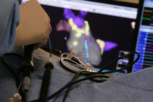 Une opération pour traiter un cancer de la... (PHOTO OZIER MUHAMMAD, ARCHIVES THE NEW YORK TIMES)