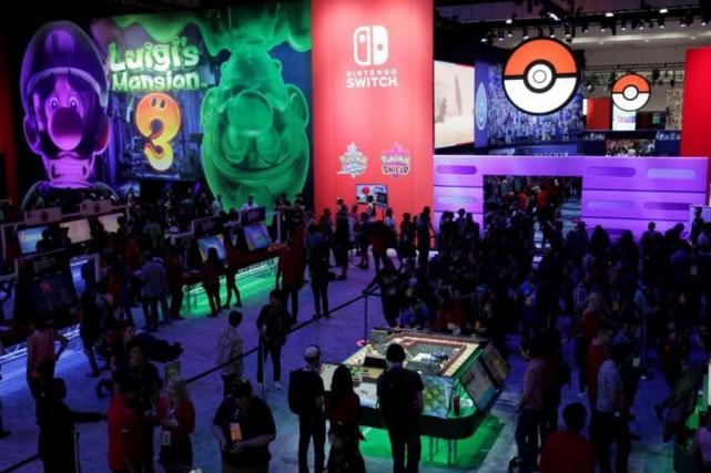 Au dernier rassemblement de l'industrie du jeu vidéo,... (PHOTO FOURNIE PAR NINTENDO)