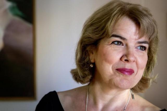 La romancière Chrystine Brouillet vient de faire paraître,... (PHOTO MARCO CAMPANOZZI, ARCHIVES LA PRESSE)