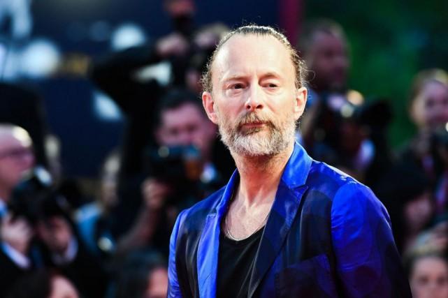 Thom Yorke sera à la Place Bell de... (PHOTOVINCENZO PINTO, ARCHIVES AGENCE FRANCE-PRESSE)