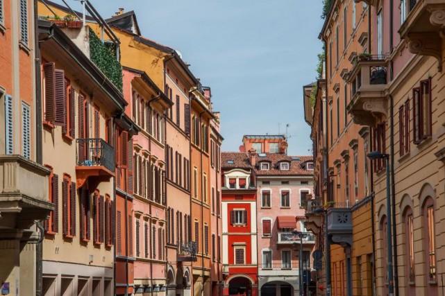 Bologne, en Italie, est l'une des premières villes... (PHOTO THINKSTOCK)