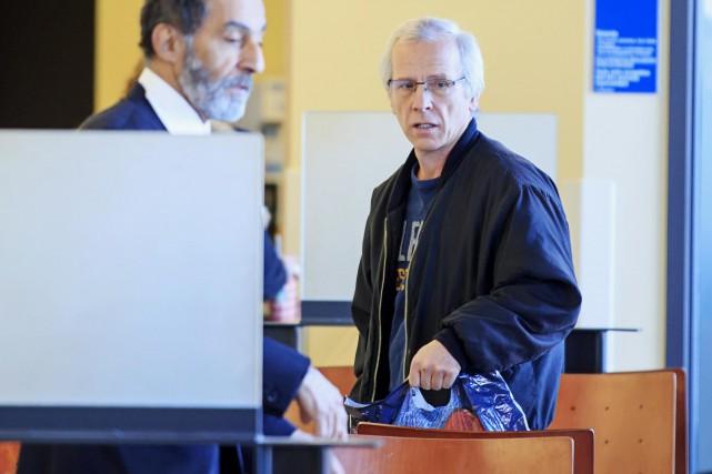 Déjà condamné à sept ans de pénitencier dans... (PHOTO ALAIN ROBERGE, ARCHIVES LA PRESSE)