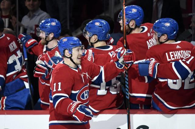 Le Canadien de Montréal disputera sept rencontres préparatoires en septembre,... (PHOTO BERNARD BRAULT, ARCHIVES LA PRESSE)