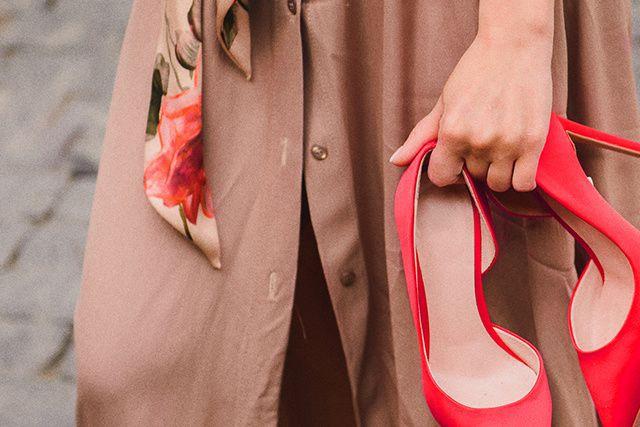 Plus qu'un accessoire mode, la chaussure à talon haut métamorphose la femme...