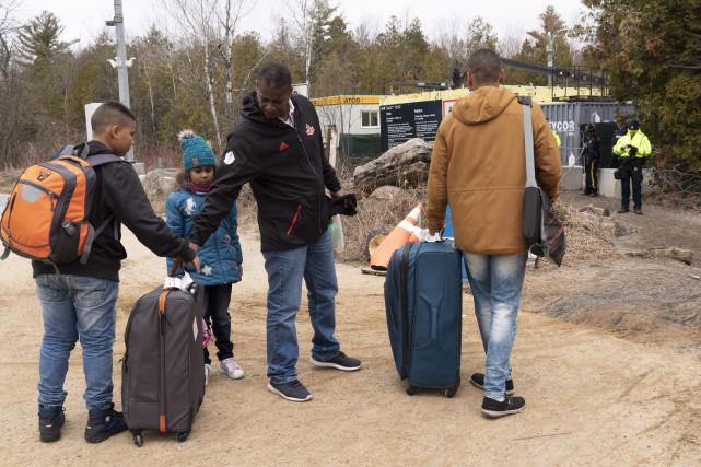 Le Canada a accueilli 30% des réfugiés en 2018