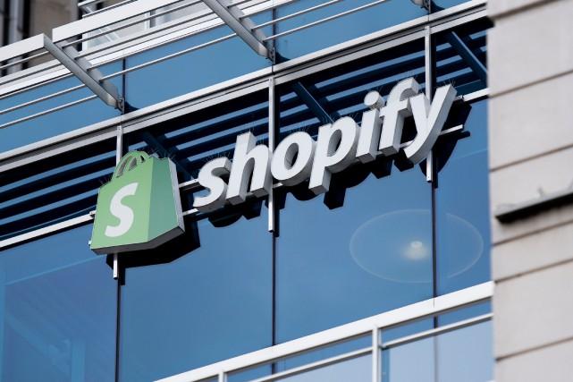 Shopify affirme avoir l'intention de prendre de l'expansion... (PHOTO JUSTIN TANG, ARCHIVES LA PRESSE CANADIENNE)