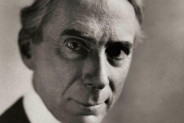 Bertrand Russell... (PHOTO FOURNIE PAR L'ÉDITEUR)